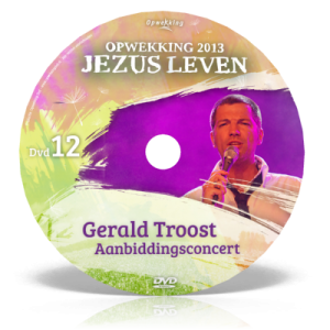 12 - Aanbiddingsconcert - Gerald Troost